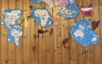 Le tour du monde des CE2-CM1-CM2